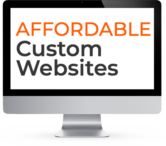 affordable custom websites